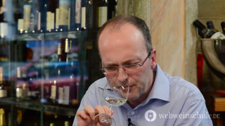 Weinspacken Aromen im Weißwein