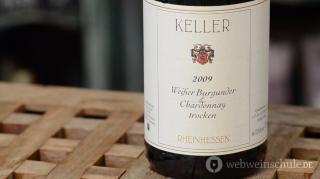 Cuvee Weißburgunder und Chardonnay