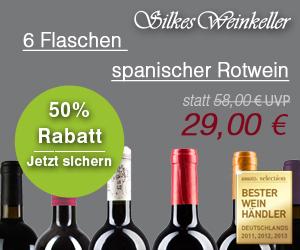 Silkes Weinkeller Probepaket mit Rabatt
