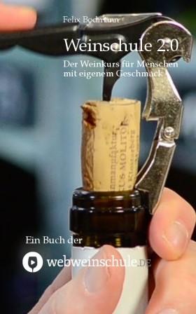 Weinschule 2.0 Weinbuch