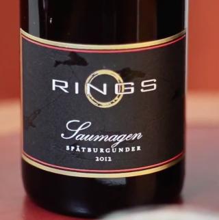 Deutscher Rotwein Rings Saumagen
