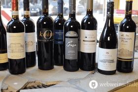 Flüssiger Weinkurs