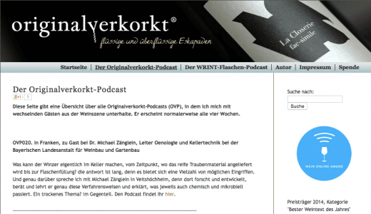 Wein Podcast