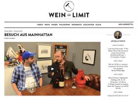 Wein am Limit