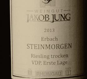 Jakob Jung Riesling Steinmorgen