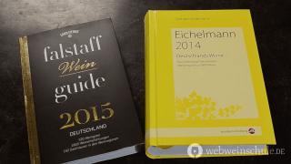 Weinbücher Falstaff Eichelmann