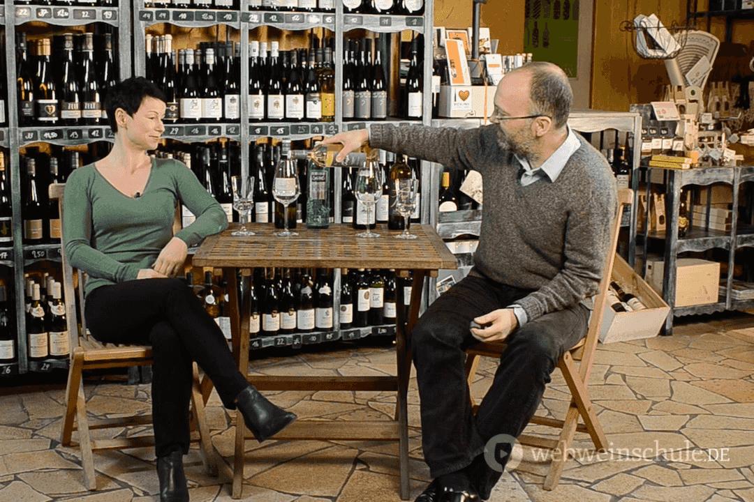 Webweinschule - Die Weinschule im Internet
