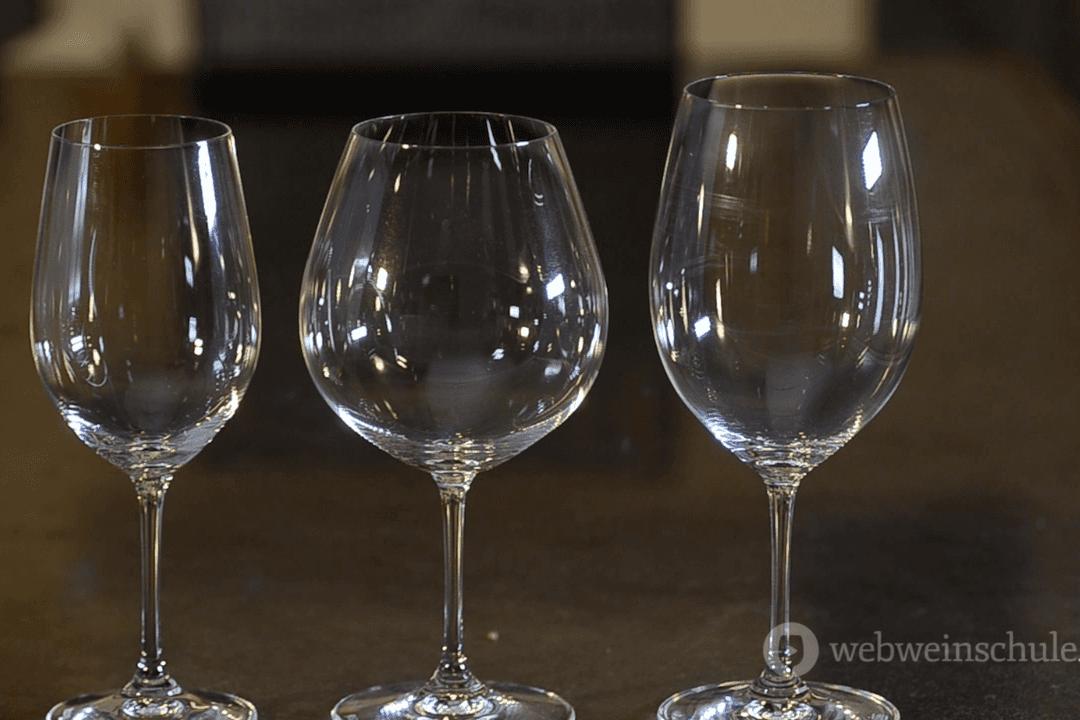 Weingläser weingläser welche sind die besten die webweinschule