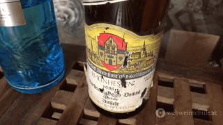 Reifer Wein
