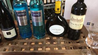 Wasser zum Wein