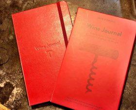 FI Moleskine Weine Journal