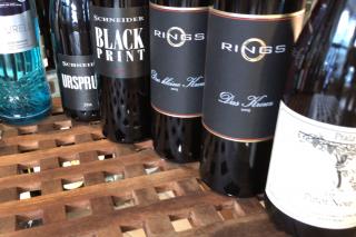 Pfalz Rotwein Sekt