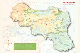 Weinbaugebiet Weinviertel